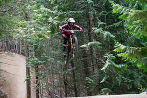 Photo of Jill KINTNER at Whistler, BC