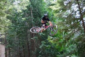 Photo of Braydon BRINGHURST at Whistler, BC