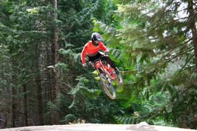 Photo of Billy MEACLEM at Whistler, BC