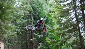 Photo of Remi GAUVIN at Whistler, BC