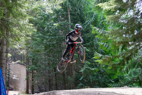 Photo of Bryan REGNIER at Whistler, BC