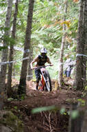 Photo of Carson RAYNER at Whistler