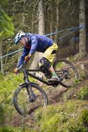 Photo of Steven BALDOCK at Innerleithen