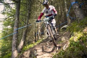 Photo of Anton KOBUS at Innerleithen