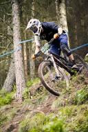Photo of Matthew HALE at Innerleithen