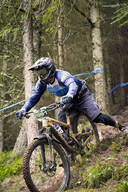 Photo of Marc WHALE at Innerleithen
