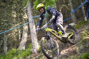 Photo of Mark DOUGHTY at Innerleithen