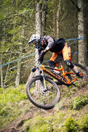 Photo of Ross HANCOCK at Innerleithen