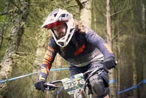 Photo of Martyn HENDERSON at Innerleithen
