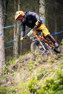 Photo of Harry BYRNE at Innerleithen