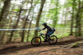 Photo of Chris BLAKEY at Innerleithen