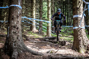 Photo of Scott WALLACE at Innerleithen