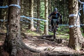 Photo of Scott WALLACE at Innerleithen