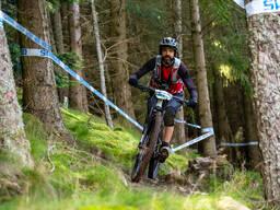 Photo of Mark CAREY at Innerleithen