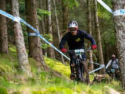 Photo of Jake EBDON at Innerleithen