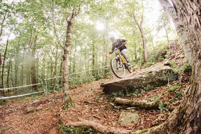 Photo of Nathan REED (east) at Plattekill, NY