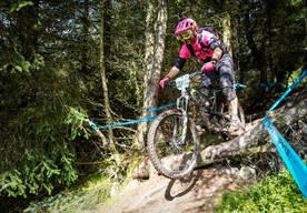 Photo of Andrew SKINNER (mas) at Innerleithen