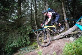 Photo of Matthew DULEY at Innerleithen