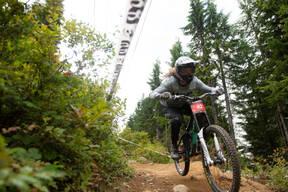 Photo of Trevor ATTRIDGE at Whistler, BC
