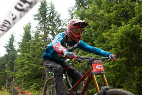 Photo of Ethan LIEB at Whistler, BC