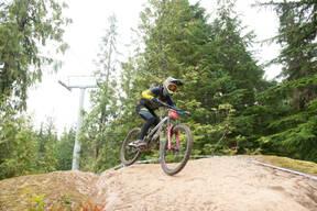 Photo of Emmett HANCOCK at Whistler, BC