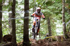 Photo of Mick HANNAH at Whistler, BC