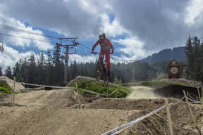 Photo of Sian A'HERN at Whistler, BC