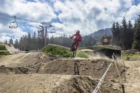 Photo of Gaetan RUFFIN at Whistler, BC