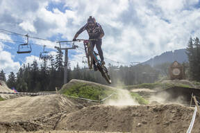 Photo of Brook MACDONALD at Whistler
