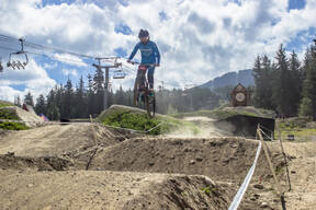 Photo of Mille JOHNSET at Whistler