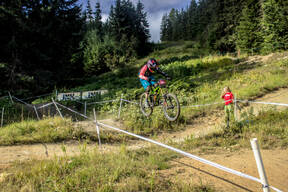 Photo of Kolt HOYLE at Whistler, BC