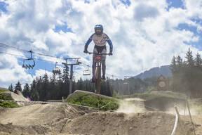 Photo of Kirk MCDOWALL at Whistler, BC