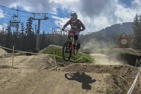 Photo of Gautier JUNG at Whistler, BC