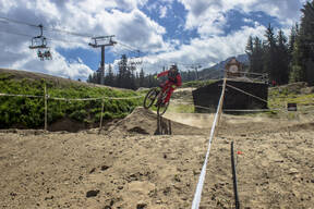 Photo of Conrad CULLENEY at Whistler, BC