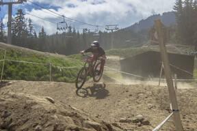 Photo of Keegan WRIGHT at Whistler, BC