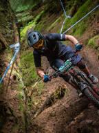Photo of Brett JACKSON at Innerleithen
