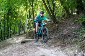 Photo of Gordon FREW at Aston Hill