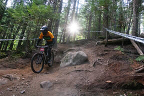 Photo of Drew MOZELL at Whistler, BC