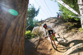 Photo of Max GRAYSTON at Whistler, BC