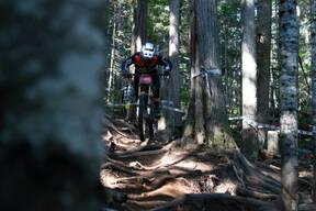 Photo of Max HALCHUK at Whistler, BC