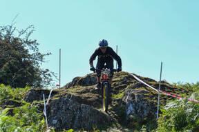 Photo of Ian SHANNON at Llanfyllin
