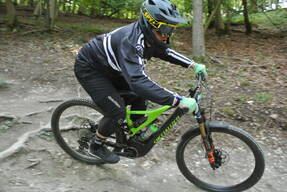 Photo of Simon COVENTRY at Aston Hill