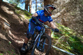 Photo of Chris MCNAB at Coquet Valley