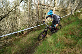 Photo of Tom GRINYER at Coquet Valley