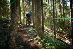 Photo of Garrett PULLEY at Burke, VT