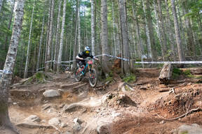 Photo of Marcus ROSS at Whistler, BC