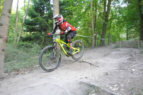 Photo of Barry SIMMONS at Aston Hill