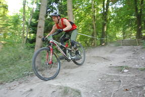 Photo of Jack BECKERSON at Aston Hill