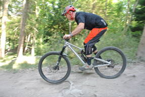 Photo of Bruce DRISCOLL at Aston Hill