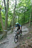 Photo of Laurence NEWLAND at Aston Hill